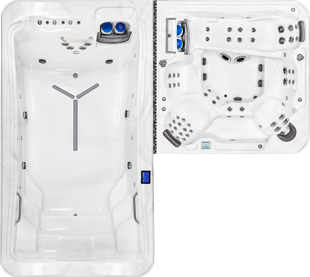 TidalFit Dual-Temp Fit Spa