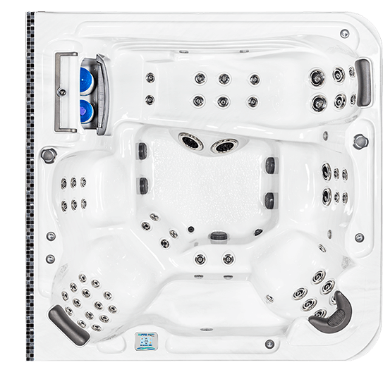 TidalFit Dual-Temp Fit Spa Pool
